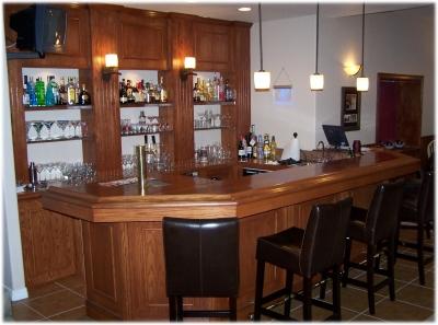 Wet Bar Design Plans | Sevenstonesinc.com